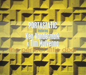 Portastatic Perfect Little Door Ep Feat. Vandermark Mulvenna Lmtd Ed.