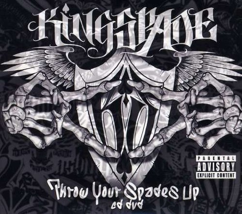 Kingspade Throw Your Spades Up! Explicit Version Deluxe Ed. Incl. Bonus DVD