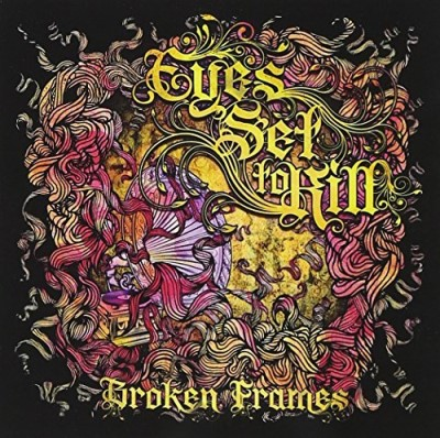 Eyes Set To Kill Broken Frames Incl. DVD