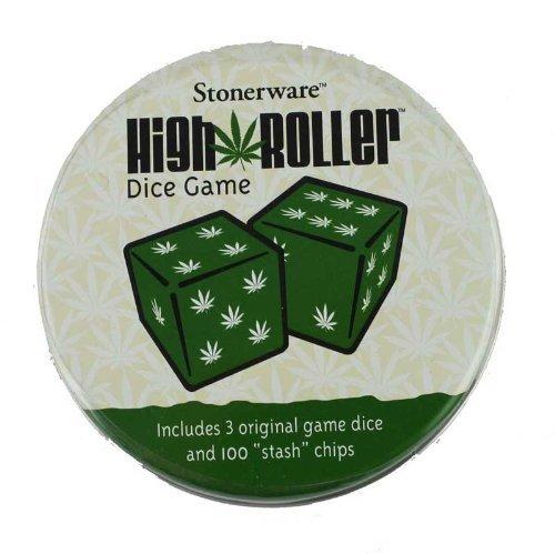 Game High Roller Dice Game 8 Display