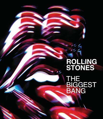 Rolling Stones Biggest Bang 4 DVD Set Best Buy Exclusive