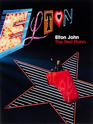 Elton John Red Piano 2cd DVD
