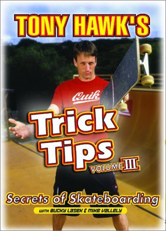 Tony Hawk Vol. 3 Trick Tips Secrets Of S Feat. Mike Vallely Trick Tips