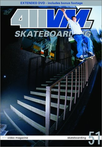 411vm Skateboarding Issue 51 411vm Skateboarding Issue 51 Margera Cannon Wray Reed Odell Lim Foster Shier