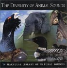 Mccauley Library Of Animal Sounds Diversity Of Animal Sounds