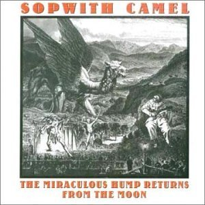 Sopwith Camel Miraculous Hump Returns From T
