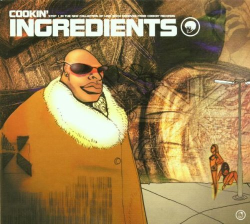 Cookin' Presents Vol. 1 Ingredients Step Artemis K Scope Whtie Rhino Cookin' Presents