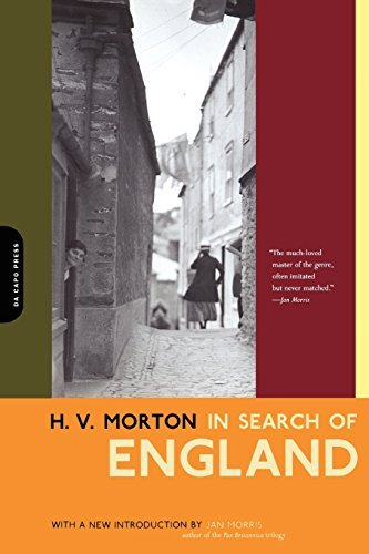 H. V. Morton In Search Of England