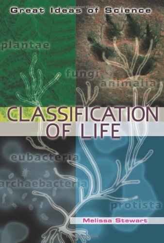 Melissa Stewart Classification Of Life