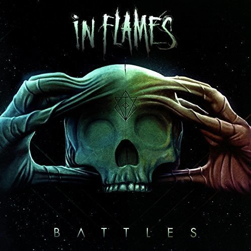 In Flames Battles Yellow Vinyl Import Deu Yellow Vinyl Incl. CD