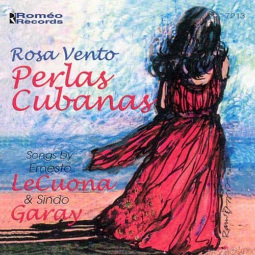 Lecuona Garay Songs Vento Dominguez Gower &