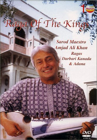 Khan Amjad Ali Raga Of The Kings