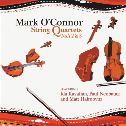 O'connor String Quartet 2 & 3 O'connor (vn) Kavafian (vn)