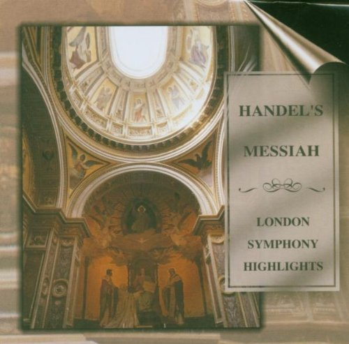 G.F. Handel Messiah Dualdisc London So