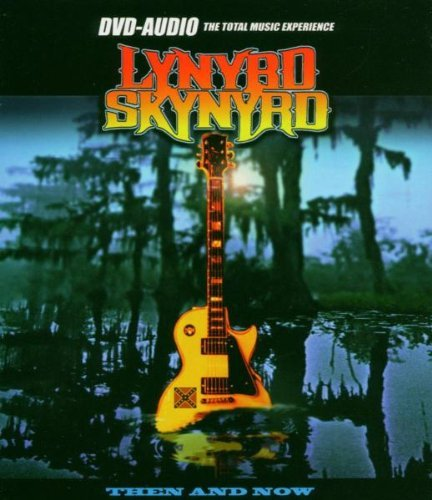 Lynyrd Skynyrd Then & Now DVD Audio Clr