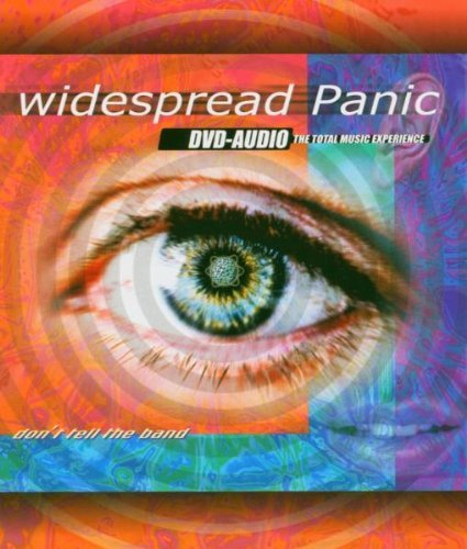 Widespread Panic Don't Tell The Band DVD Audio