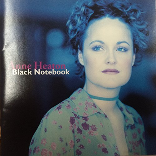 Anne Heaton Black Notebook