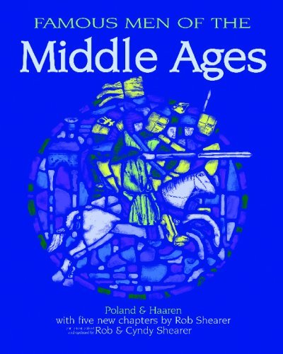John H. Haaren Famous Men Of The Middle Ages Updated