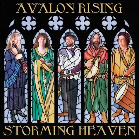 Avalon Rising Storming Heaven
