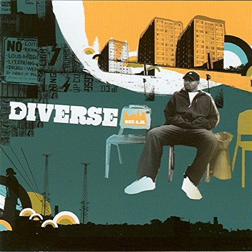 Diverse One A.M. Explicit Version Double Vinyl