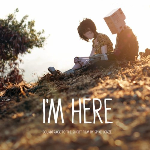 Im Here Soundtrack Digipak