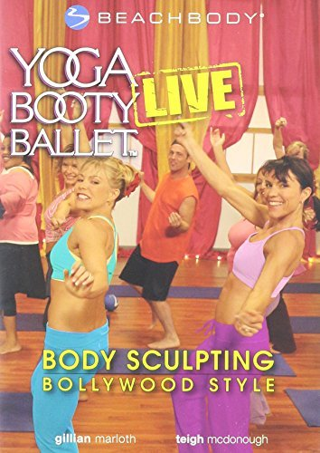 Yoga Booty Ballet Live Body Sculpting Bollywood Style