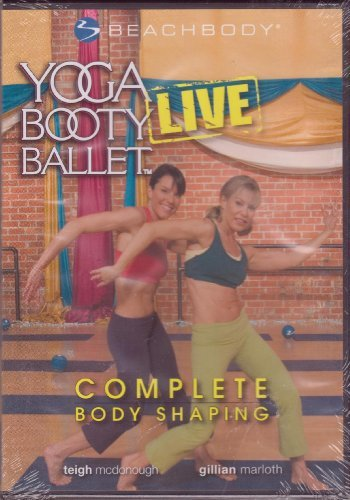 Yoga Booty Ballet Live Complete Body Shaping