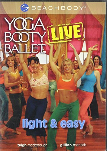 Yoga Booty Ballet Live Light & Easy!