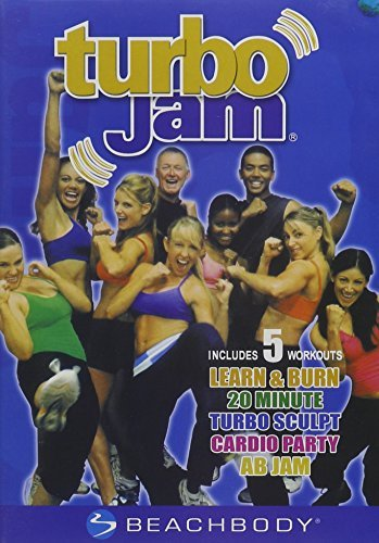Turbo Jam Beachbody 5 Workouts