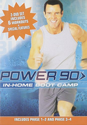 Tony Horton Power 90 Beachbody Fat Burning System