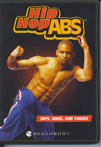 Shaun T Hip Hop Abs Hips Buns And Thighs DVD