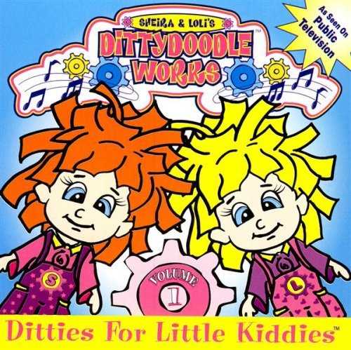 Sheira & Loli's Dittydoodle Works Vol. 1