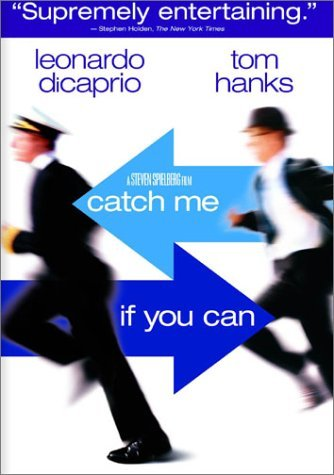 Catch Me If You Can Dicaprio Hanks Walken Nr