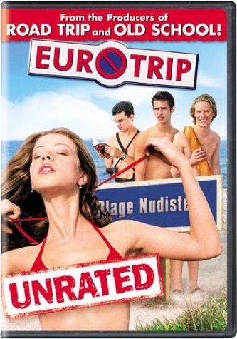 Eurotrip Mechlowicz Pitts Wester Jones Clr Ws Nr Unrated