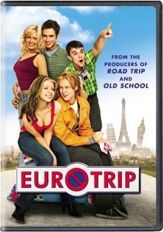 Eurotrip Mechlowicz Pitts Wester Jones Clr Nr