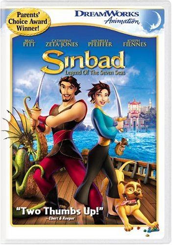 Sinbad Legend Of The Seven Sea Sinbad Legend Of The Seven Sea Clr Pg