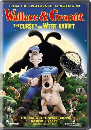 Wallace & Gromit Curse Of The Were Rabbit DVD Nr