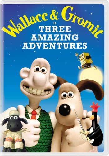 Wallace & Gromit In Three Amaz Wallace & Gromit In Three Amaz Clr Chnr