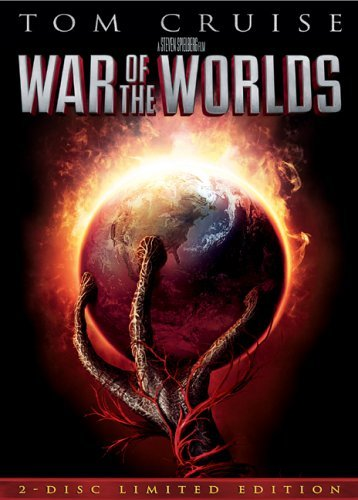 War Of The Worlds (2005) Cruise Freeman Clr Ws Nr Lmtd Ed.