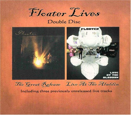 Floater Floater Lives 2 CD Set