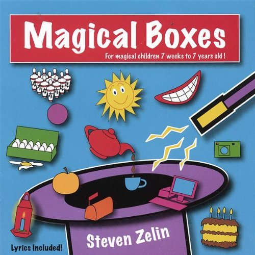 Steven Zelin Magical Boxes