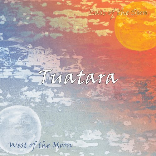 Tuatara East Of The Sun West Of The 2 CD Set