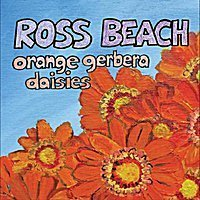 Ross Beach Orange Gerbera Daisies