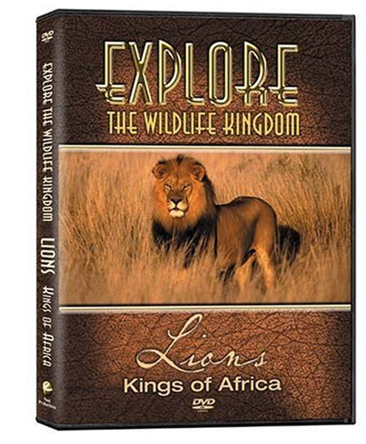 Lions Kings Of Africa Explore The Wildlife Kingdom S Nr