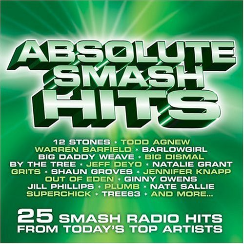 Absolute Smash Hits Absolute Smash Hits Owens Out Of Eden Plumb 2 CD Set