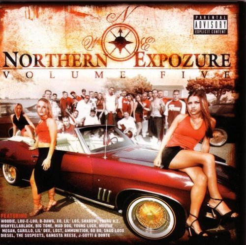 Northern Expozure Vol. 5 Northern Expozure Explicit Version
