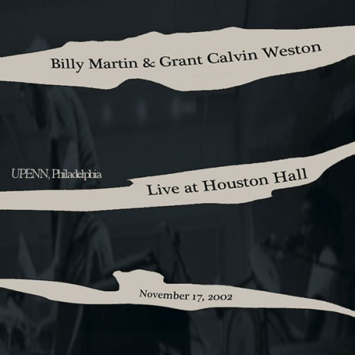 Martin Weston Live At Houston Hall