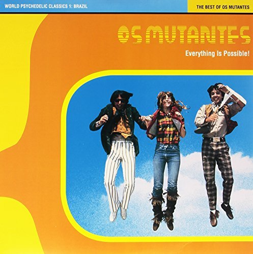 Os Mutantes Everything Is Possible World