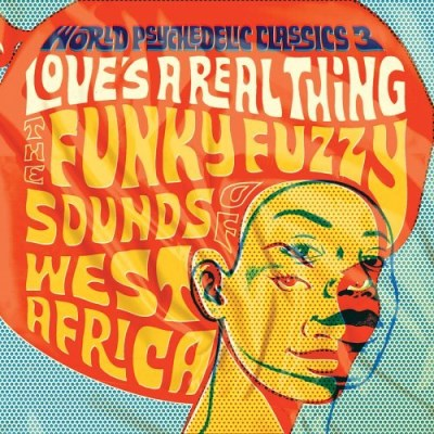 World Psychedelic Vol. 3 World Psychedelic