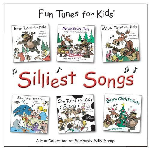 Brent Holmes Fun Tunes For Kids Silliest Songs